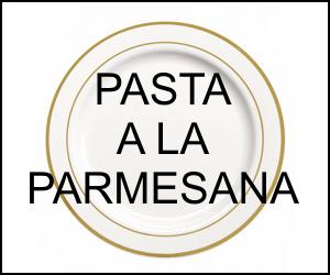 Pasta a la parmesana